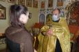 Таинство Крещения в храме Анастасии Узорешительницы
